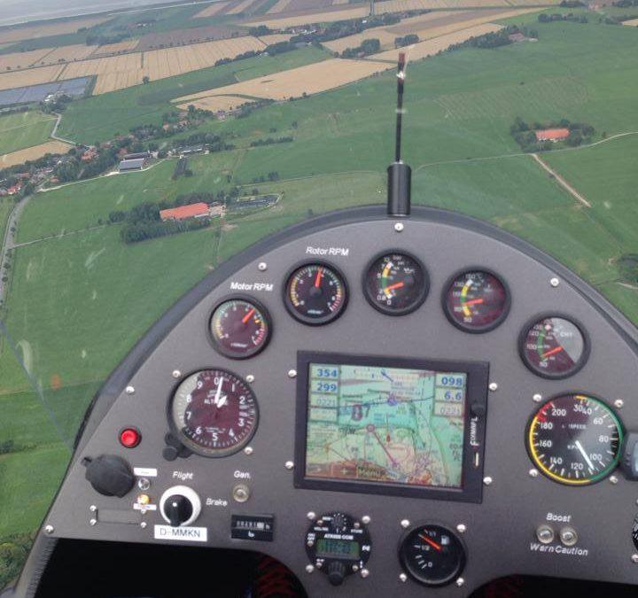 avionik im flugzeug