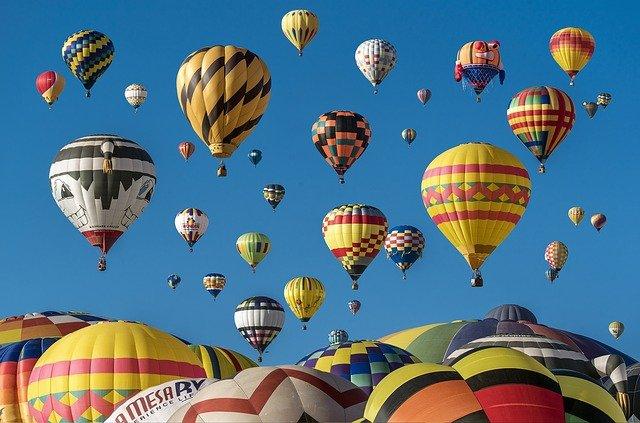 heißluftballonfahrt